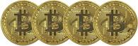 Einlage mit Crypto-Währungen